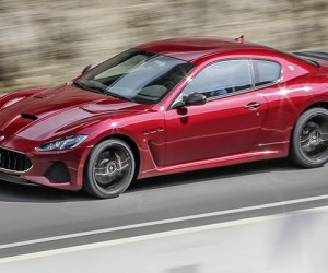 Maserati GranTurismo MC MY18_cop