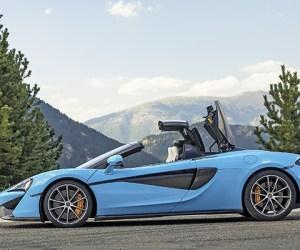 McLaren 570S Spider Launch World Copyright: ©McLarenAutomotive Ref:  McLaren-570S-SpiderLaunch-474.JPG
