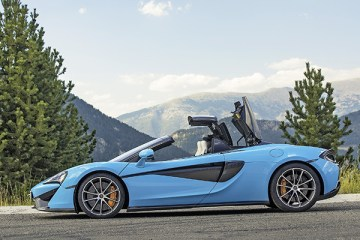 McLaren 570S Spider Launch World Copyright: ©McLarenAutomotive Ref:  McLaren-570S-SpiderLaunch-474.JPG