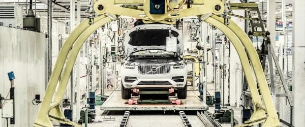 Inside Volvo