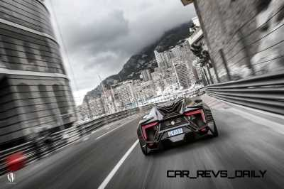 2014 W Motors Lykan Hypersport in 40+ Amazing New Wallpapers, Including MegaLux Interior