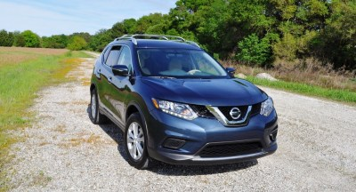 2015 Nissan Rogue Review