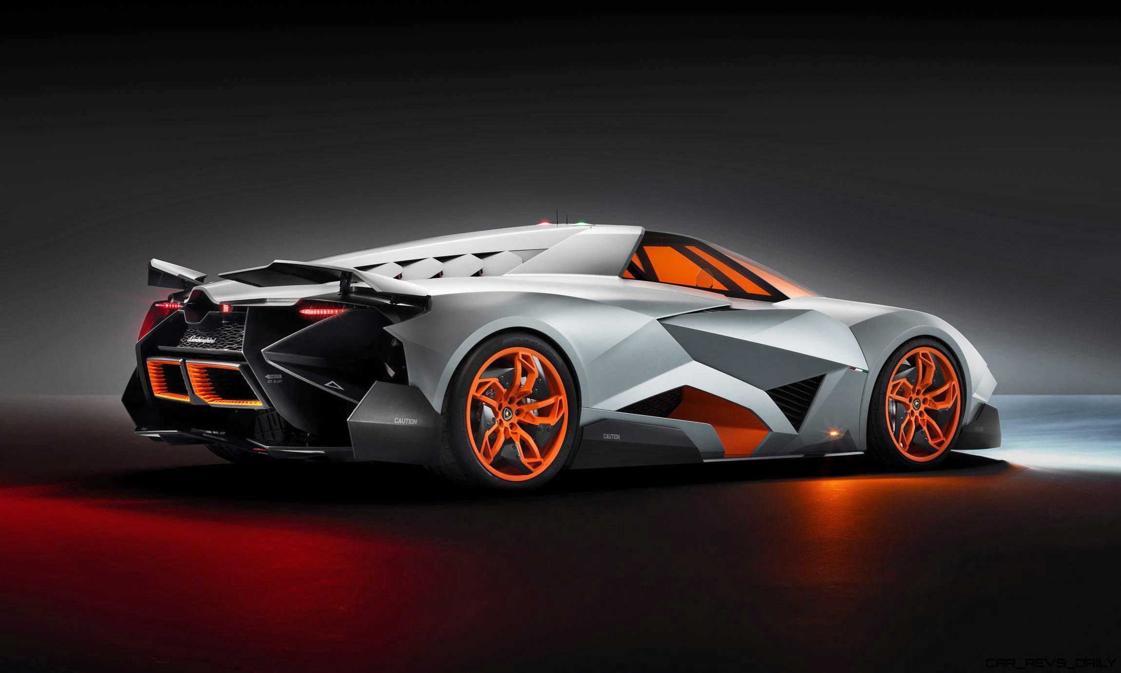 home cars lamborghini egoista - Lamborghini Egoista Police