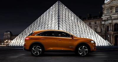 2017 Citroen DS7 Crossback - Yay or Nay? » CAR SHOPPING