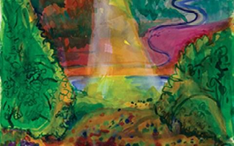 Watercolor 15 x 22