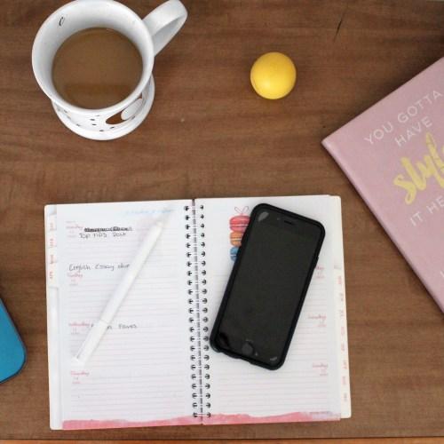 planner tip college cara lynn blog