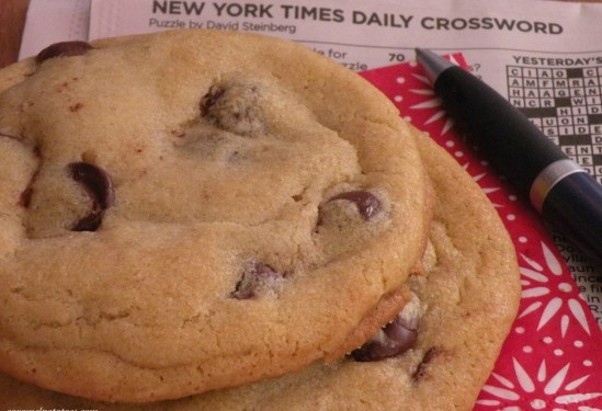 Caramel Potatoes » New York Times Chocolate Chip Cookie