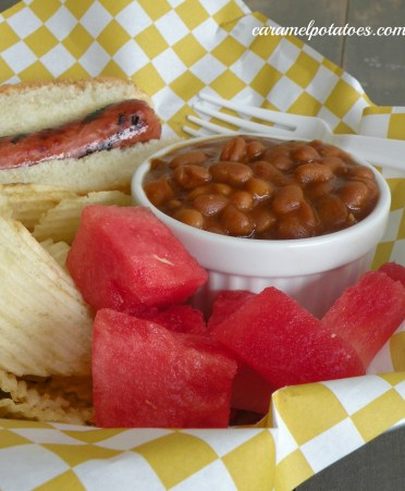 how to make pork and beans into baked beans