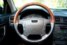 Volvo S80 volante