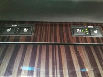 Clima asientos Lexus GS 300h
