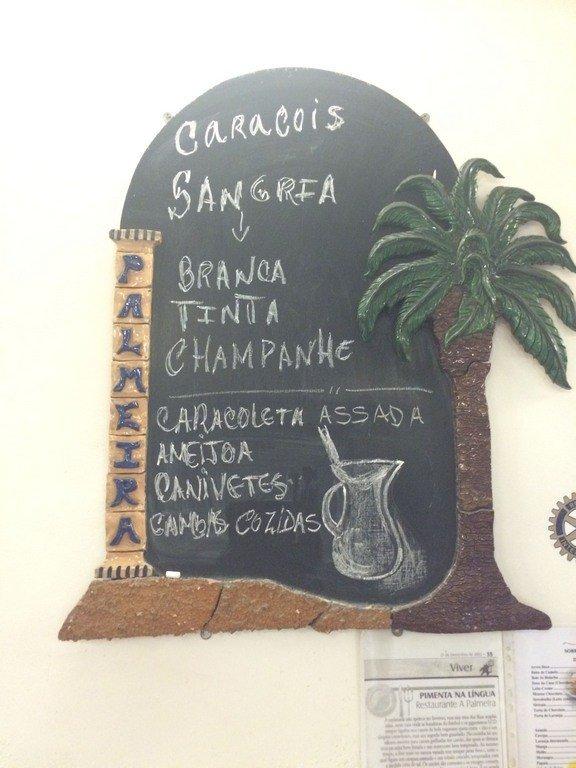 Restaurante Palmeira