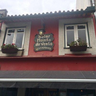 Solar Moinho de Vento   Comida Portuguesa   Porto   Carapaus de Comida