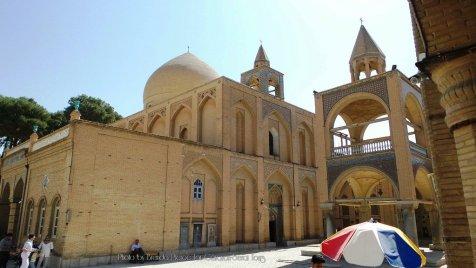 Vank Armenian Cathedral, Isfahan