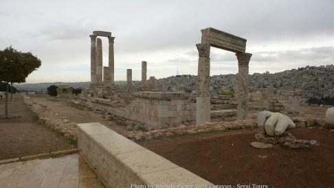 Amman, or Philadelphia as it was called in Roman times