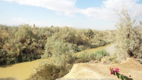Jordan River at Bethany