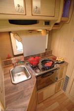 Inside the Oregon kitchen