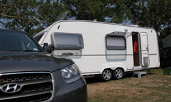Preparing your caravan for your first outing of the year