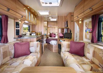 Bailey Pegasus II Interior