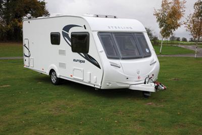 Sterling Europa 570 Caravan