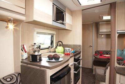 Sterling Eccles Sport 544 kitchen