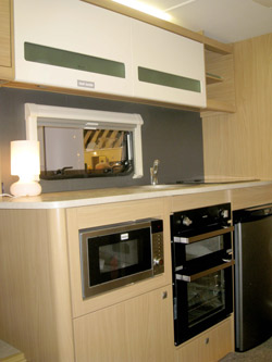 Elddis Avante Kitchen