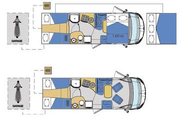 Laika floorplan