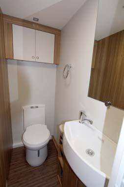Elddis Xplore 402 Caravan - Shower Room 2