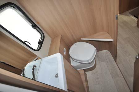Roller Team Zefiro t690G Washroom