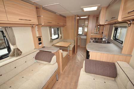 Coachman Vision Xtra 520 interior 3