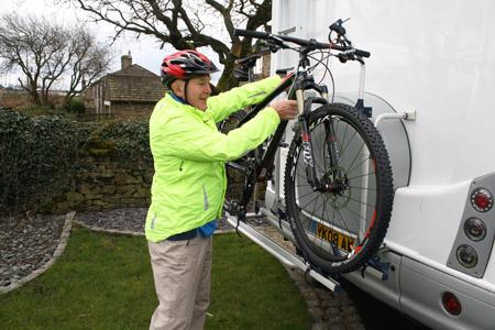 Gadget & leisure equipment insurance covers bikes