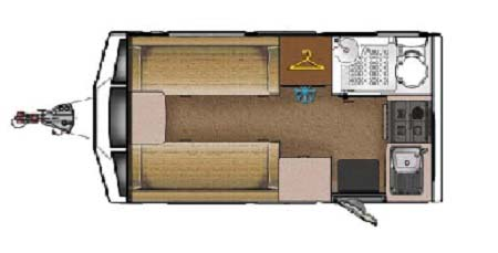 Lunar Ariva Floor Plan