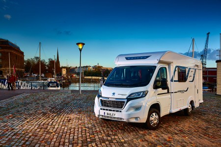 Bailey Approach Advance motorhome