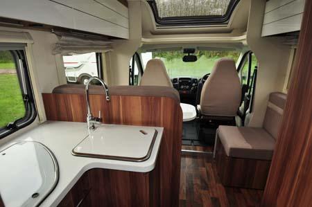 Roller Team Auto-Roller 695 P Interior