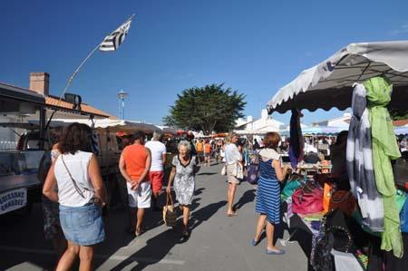 Market Le Gueriniere