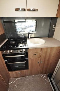 Swift Esprit 412 Kitchen