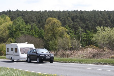 What's the best thing about caravan & motorhoming in the UK?