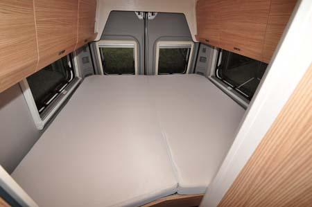 Knaus BoxLife 630 ME Bed