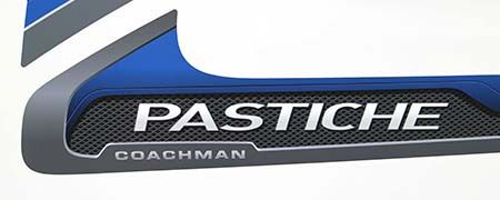 Coachman Pastiche Badge