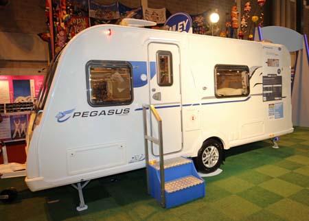 Bailey Pegasus Modena Exterior