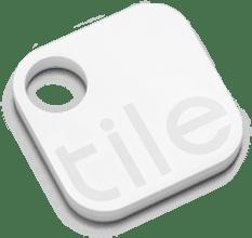 Tile key tracking tag