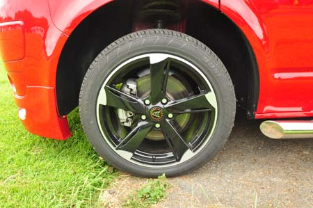 Stowford Camper Alloys