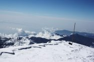 At Mera Peak Summit