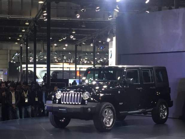new car launches india 2016jeep-wrangleer-unlimited-auto-expo-2016
