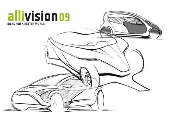 Allivision09 Design Competition