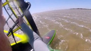 24hr Windsurfing World Record