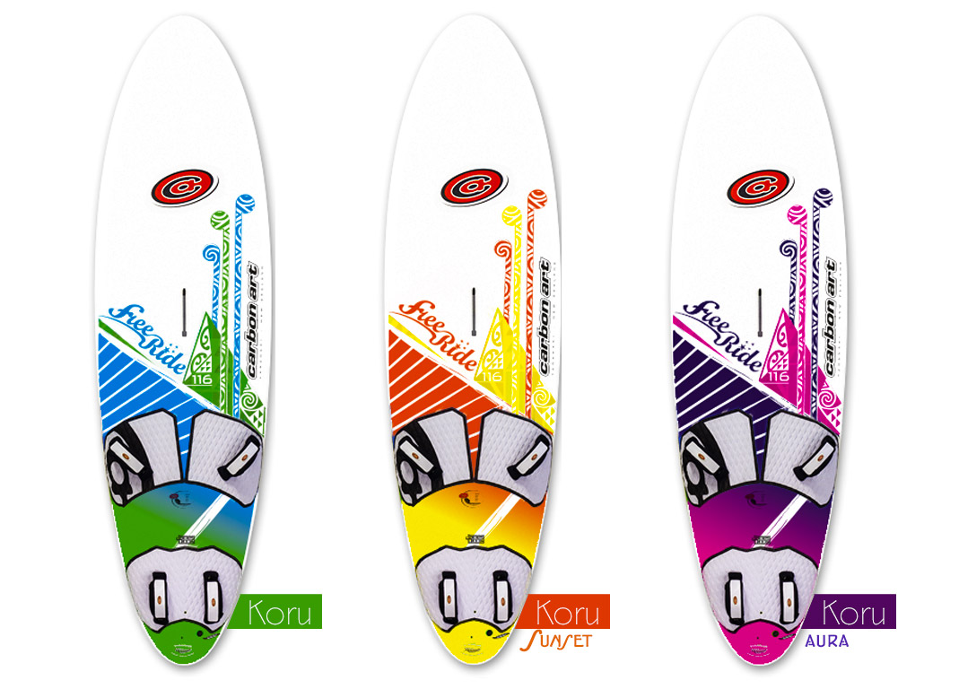 freeride-graphic-options