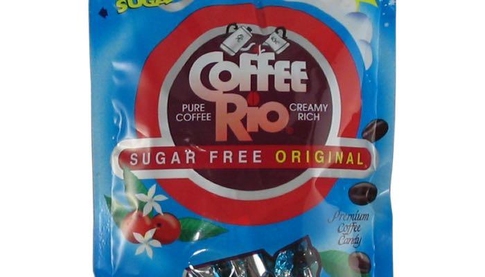 Coffee Rio Sugar Free Original Coffee Candy