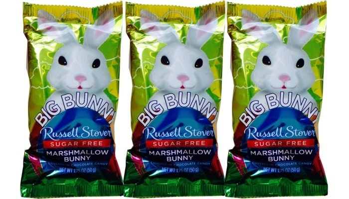 Russell Stover Sugar Free 1.75 oz. Marshmallow Rabbit – SEASONAL ITEM