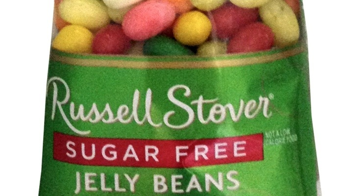 Russell Stover Sugar Free Jelly Beans 7 oz. bag
