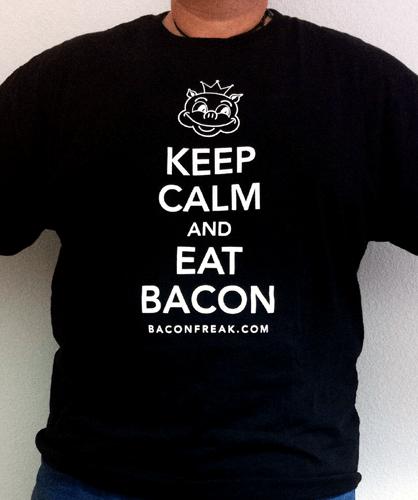 """Bacon Freak """"Christmas in July"""" 50% off Apparel Sale!"""
